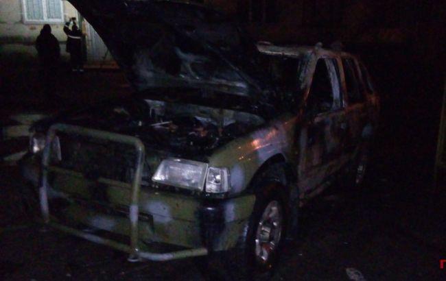 Милиция квалифицировала взрыв в Харькове как умышленное повреждение имущества