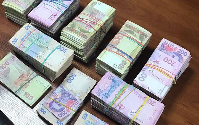 СБУ задержала чиновников горсовета Одессы на взятке 300 тысяч гривен