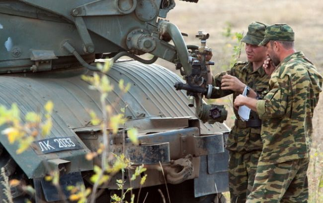 У Ровеньках на базі бойовиків стався вибух