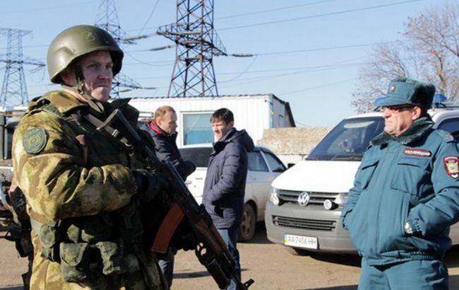Фото: боевики ЛНР заявили о срыве разведения сил