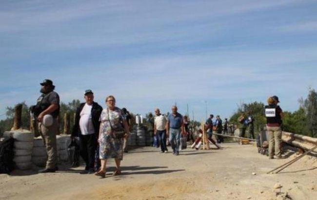 Бойовики знову зірвали ремонт мосту в Станиці Луганській