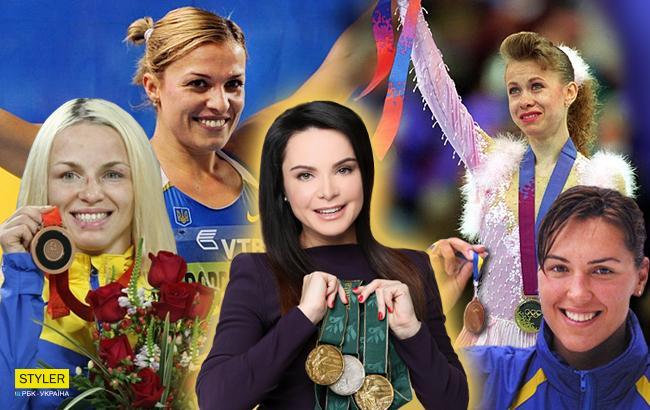 Українські чемпіонки - справжня гордість України (Колаж РБК-Україна)