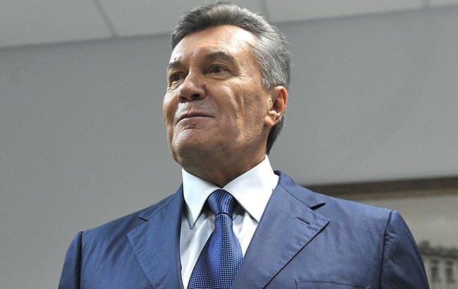 Віктор Янукович дав свідчення у справі розстрілу Небесної Сотні