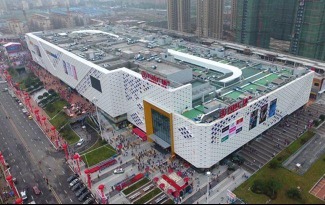 В Китае прогремело несколько взрывов в торговом центре