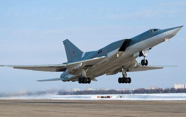 Винищувачі НАТО перехопили бомбардувальники Росії над Чорним морем