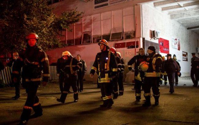 40 человек пострадали впроцессе пожара вэлитном ночном клубе