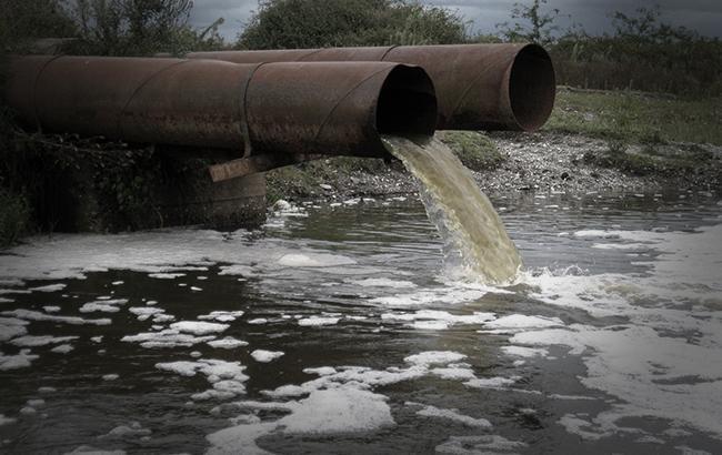 Основная причина загрязнения воды в мире - сброс неочищенных сточных вод