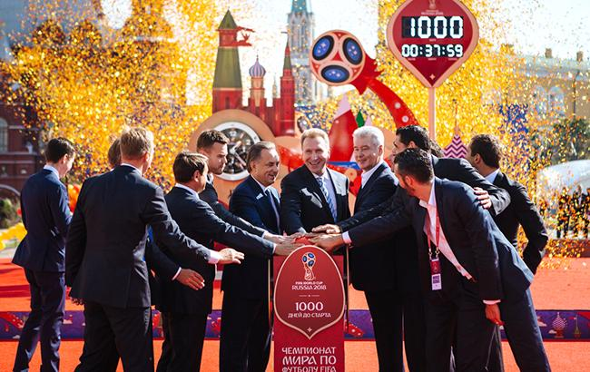 Чи відберуть у Росії футбольний чемпіонат світу