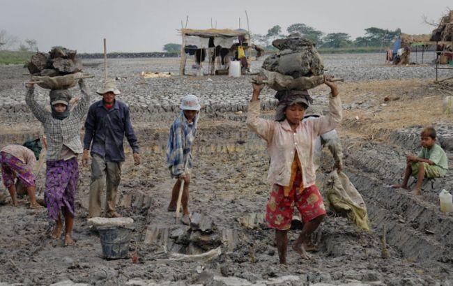 Вмире около 40 млн людей находятся врабстве— МОТ