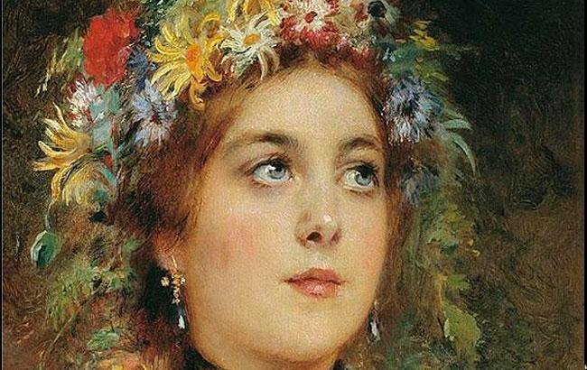 Підбірка кращих портретів українок різних часів