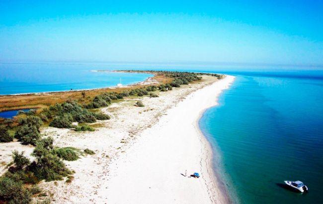 Рай на земле: чем удивляет туристов уютный остров на юге Украины