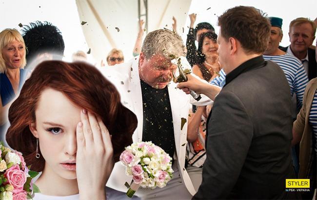 Драка на свадьбе Дианы Шурыгиной Кто дрался Где смотреть