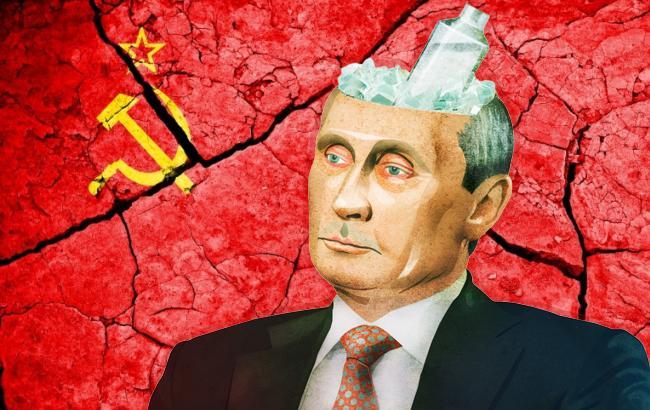 Фото: Путін - любитель СРСР (flickr.com)