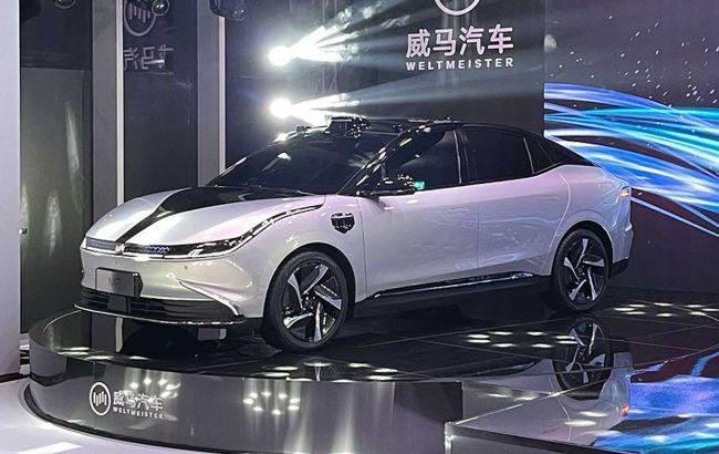 З нового року в серію: Китайський седан Weltmeister M7 одним з перших отримав автопілот четвертого рівня