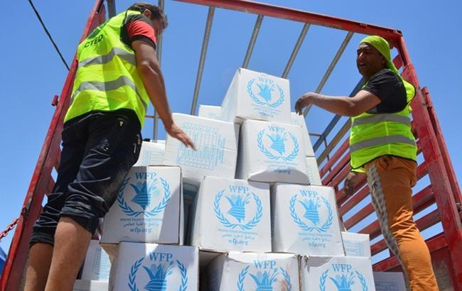 ООН припиняє програму продовольчої допомоги на Донбасі