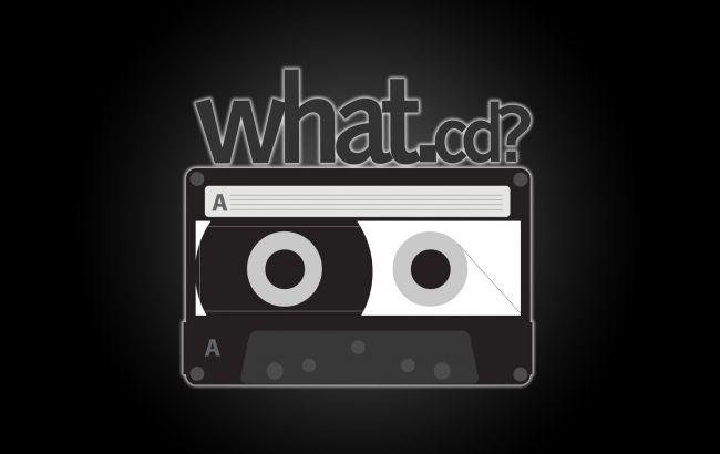 Фото: музичний торрент-трекер What.cd закрився