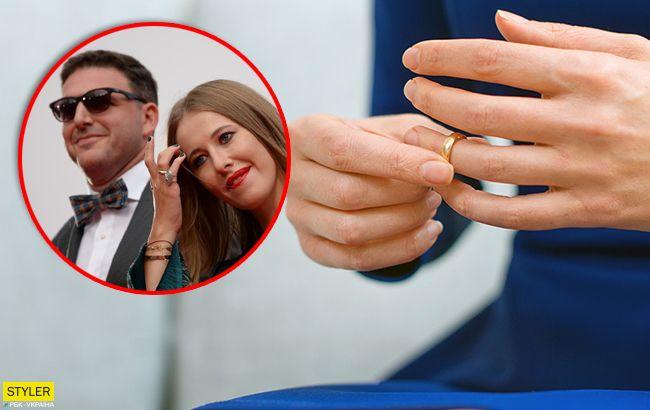 Собчак назвала справжню причину розлучення з Віторганом