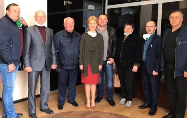 Світлична закликала захистити мешканців Харківської області, яких обманули під час формування ОТГ