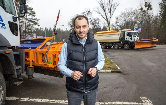 Александр Кубраков: Я взял на себя обязательство построить больше дорог, чем Украина когда-либо видела