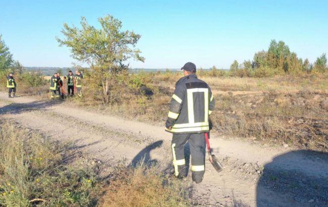 Пожежу у Луганській області ліквідували