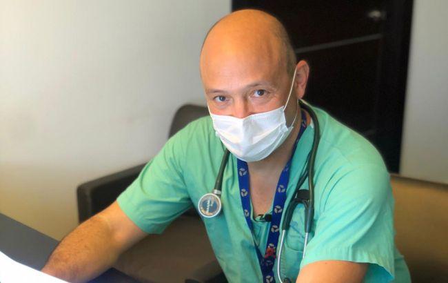 Доктор Евгений Качман: Такой частоты осложнений, как от COVID-19, при других сезонных болезнях не бывает