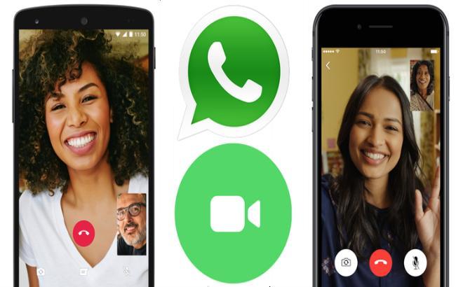 WhatsApp запускает функцию видеозвонков для всех пользователей