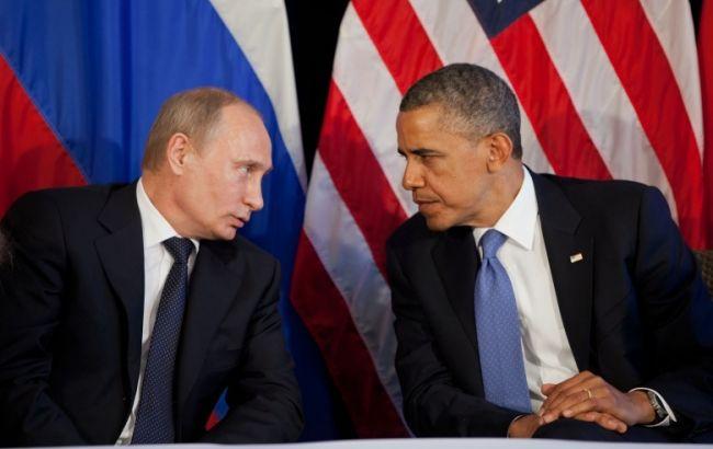 Обама і Путін найближчим часом проведуть переговори щодо Сирії