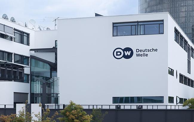 """У Deutsche Welle вибачилися за """"громадянську війну"""" на Донбасі"""