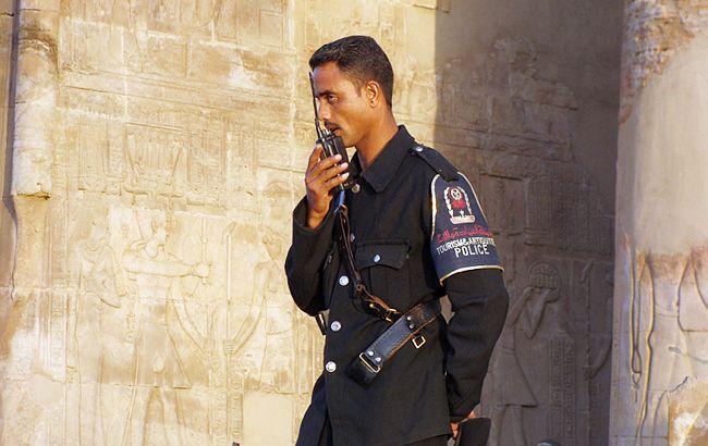 Фото: поліція в Єгипті (wikipedia.org)