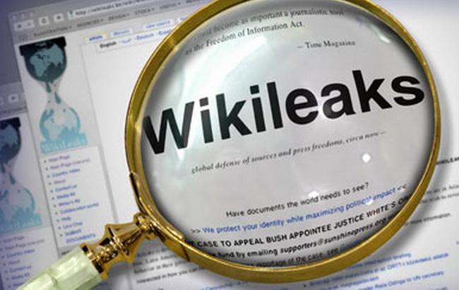 """Фото: інтернет-портал """"Вікилікс"""" (WikiLeaks.org)"""