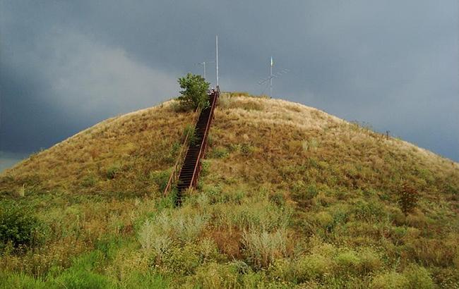 Фото: Курган (wikimapia.org)