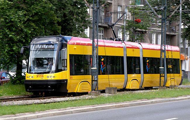 Фото: трамвай PESA (Wikimedia)