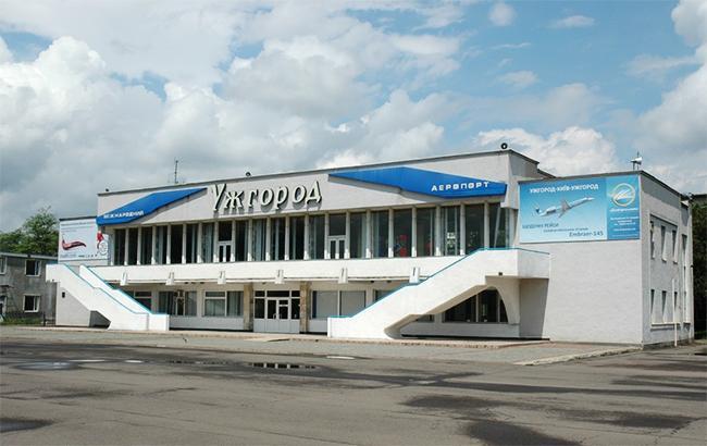 "Фото: аэропорт ""Ужгород"" (wikimedia)"