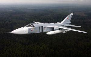 Очередная провокация. Российские самолеты залетели в район зенитных учений ВСУ