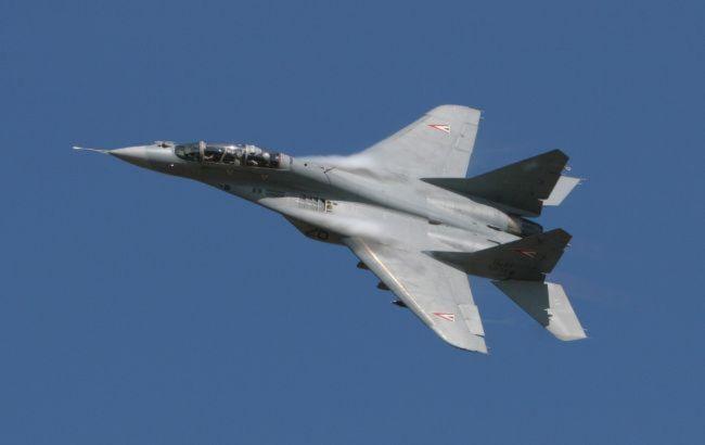 В Балтии четырежды за неделю авиапатруль НАТО сопровождал военные самолеты РФ
