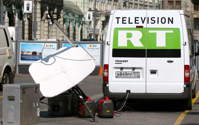 Оператора Russia Today не пустили в Україну