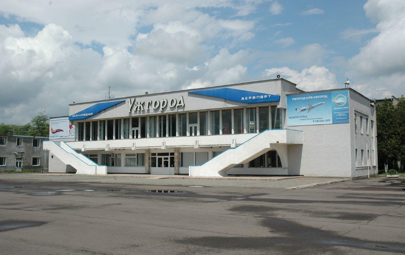 """Зеленский надеется, что Словакия поможет возобновить работу аэропорта """"Ужгород"""""""