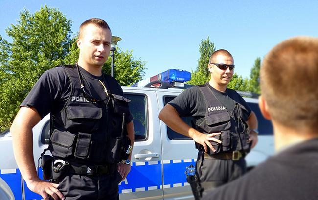 Фото: поліція Польщі (Wikimedia Commons)