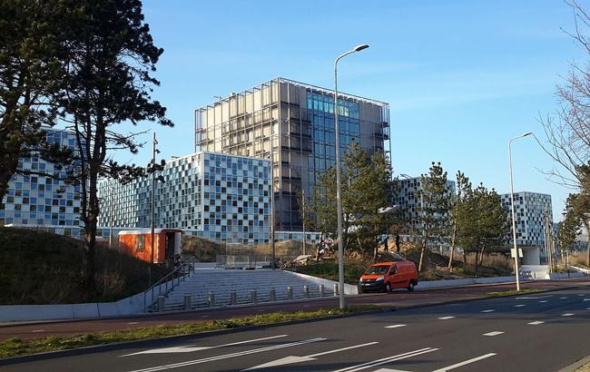Фото: Міжнародний кримінальний суд (wikimedia Hypergio)