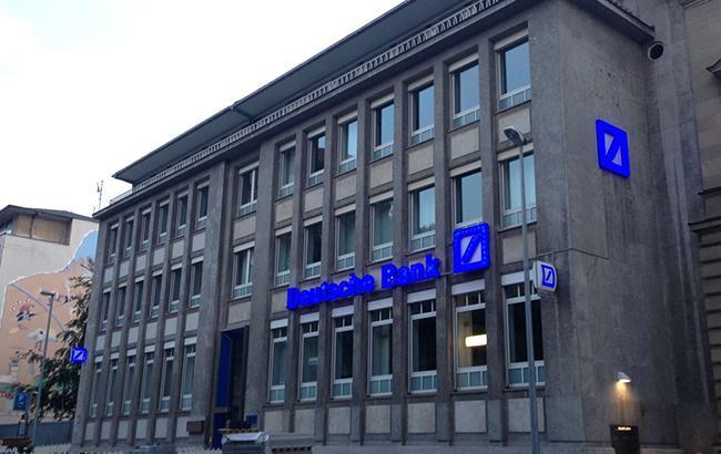 Deutsche Bank за рік зазнав збитків на 0,5 млрд євро