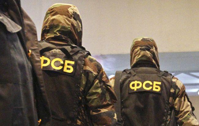 ФСБ заявила о задержании предположительно военного ВСУ