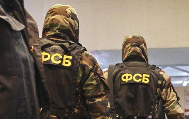 ФСБ заявляє про затримання українців в анексованому Криму