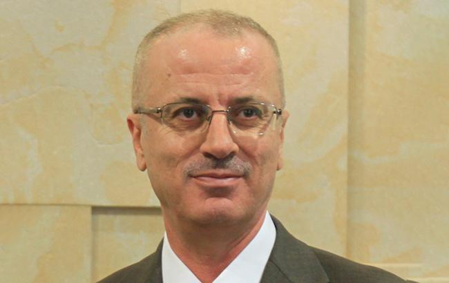 Всекторе Газа произошел взрыв  рядом скортежем премьера Палестины