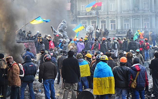 Фото: Революція гідності (wikimedia.org)