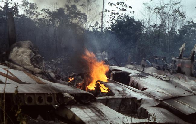 В Индии потерпел крушение частный пассажирский самолет