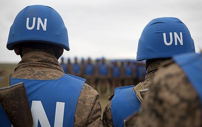 Фото: миротворці ООН (wikimedia.orgCpl. / Janessa Pon)