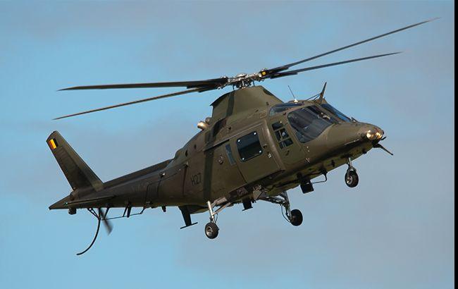 УБельгії шукають військовослужбовця, який випав згвинтокрила