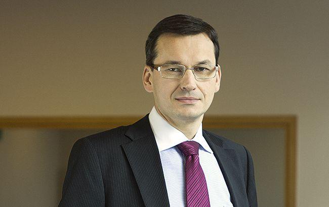 Польша будет бороться за историческую правду, - Моравецкий