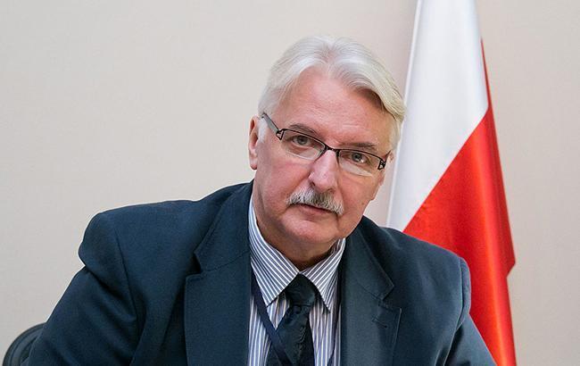 РФ пытается силой и шантажом подавить демократические изменения у соседей, - МИД Польши