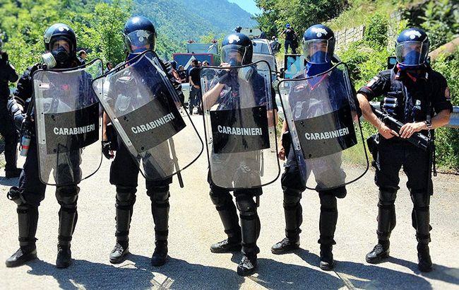 В Италии полиция разыскивает беглого босса мафии